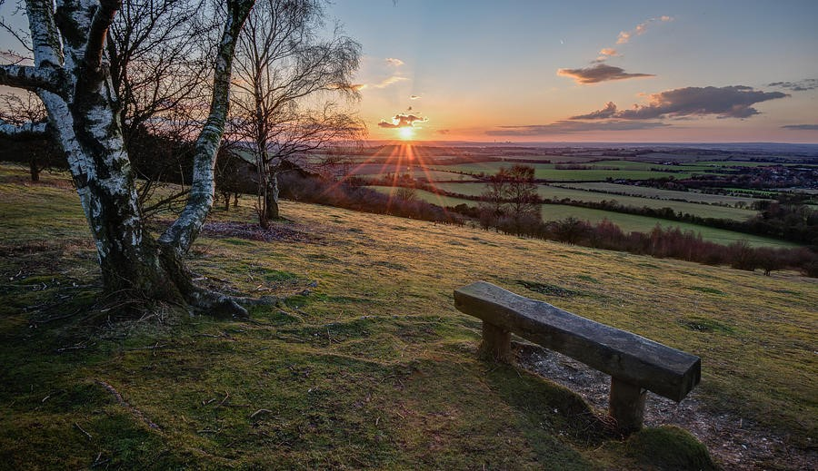 View of Watlington Hill